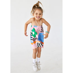 Doo Wop Kids_Club Paradise Skirt - The Child Hood