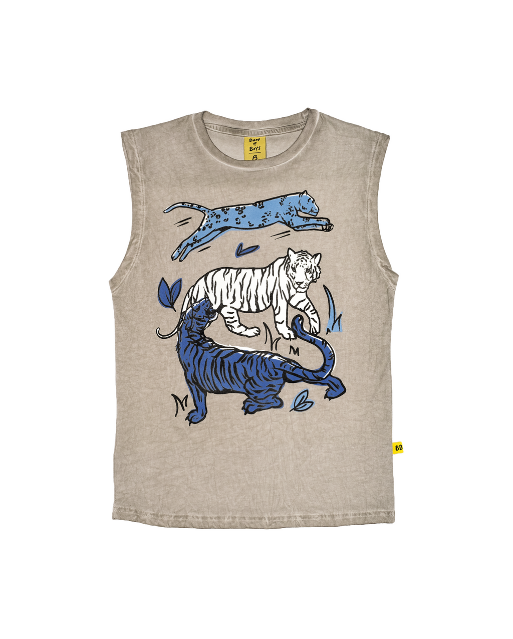 Cat Party tank