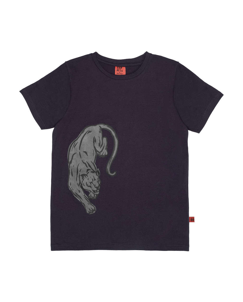 Cats on Cats Straight Hem Tee