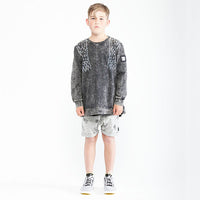Band of Boys_Claws Relaxed Shorts - The Child Hood