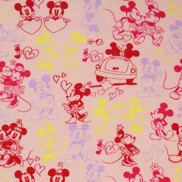Kip & Co_Disney x Kip & Co Lover Boy Fitted Sheet - The Child Hood