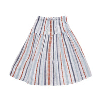 Feather Drum_Maxi Skirt - Arizona Stripe - The Child Hood