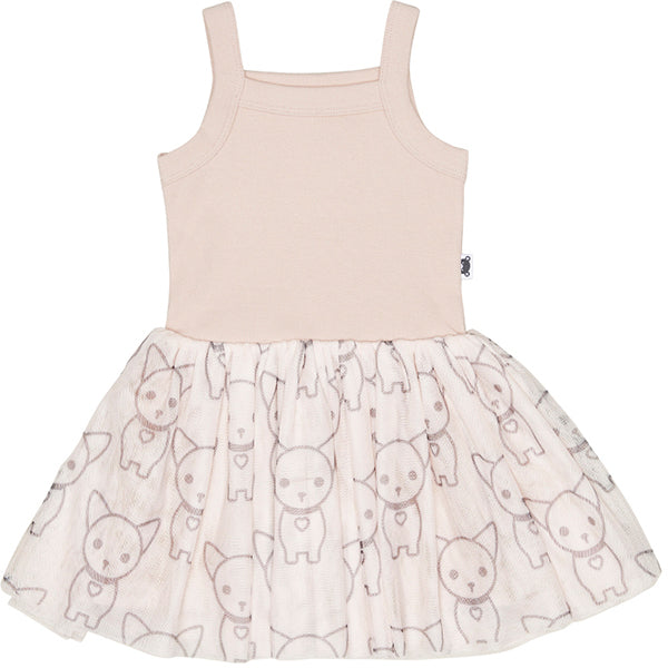 Huxbaby_Chihuahua Summer Ballet Dress - The Child Hood