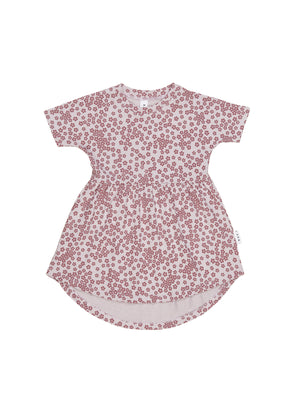 Huxbaby_Floral Swirl Dress - The Child Hood