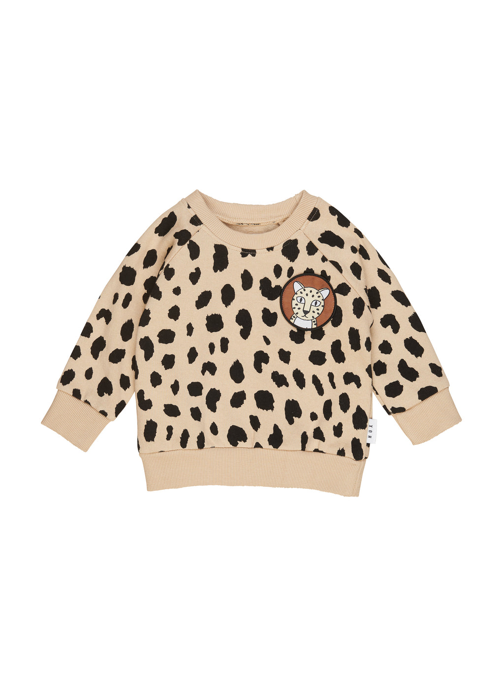 Huxbaby_Animal Spot Sweatshirt - The Child Hood