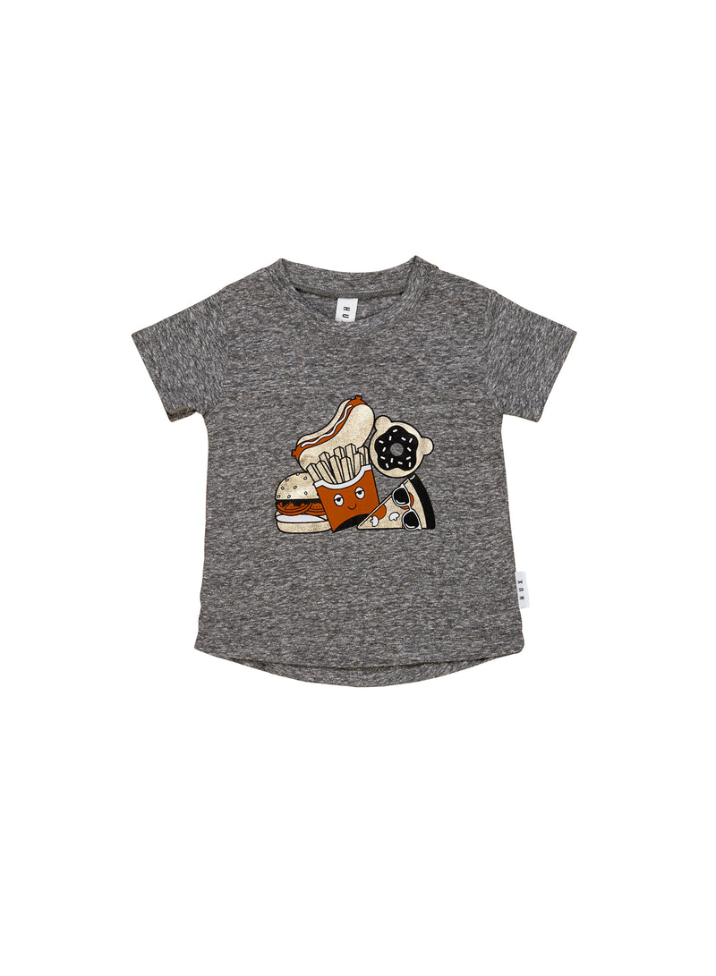 Huxbaby_Gold Food T-Shirt - The Child Hood