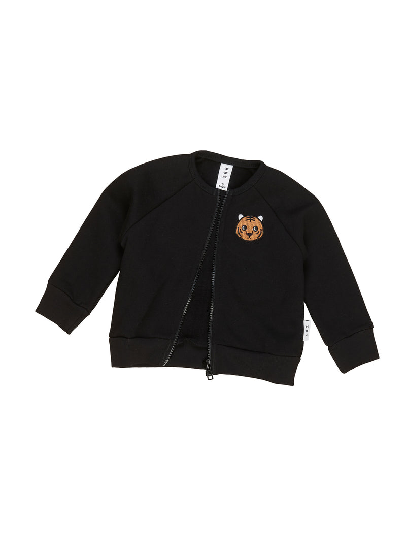 Huxbaby_Tiger Sweat Jacket - The Child Hood