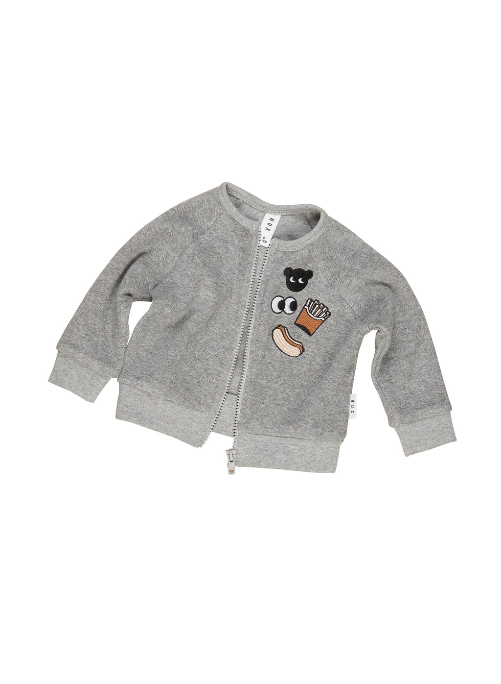 Huxbaby_Terry Jacket - The Child Hood