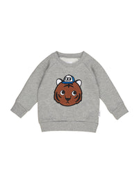 Huxbaby_Tiger Sweatshirt - The Child Hood