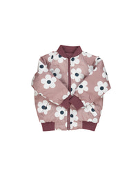 Huxbaby_Flower Reversible Bomber - The Child Hood