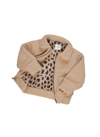 Huxbaby_70'S Bouclé Jacket - The Child Hood