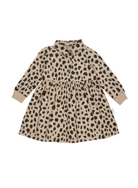 Huxbaby_Animal Spot Shirt Dress - The Child Hood