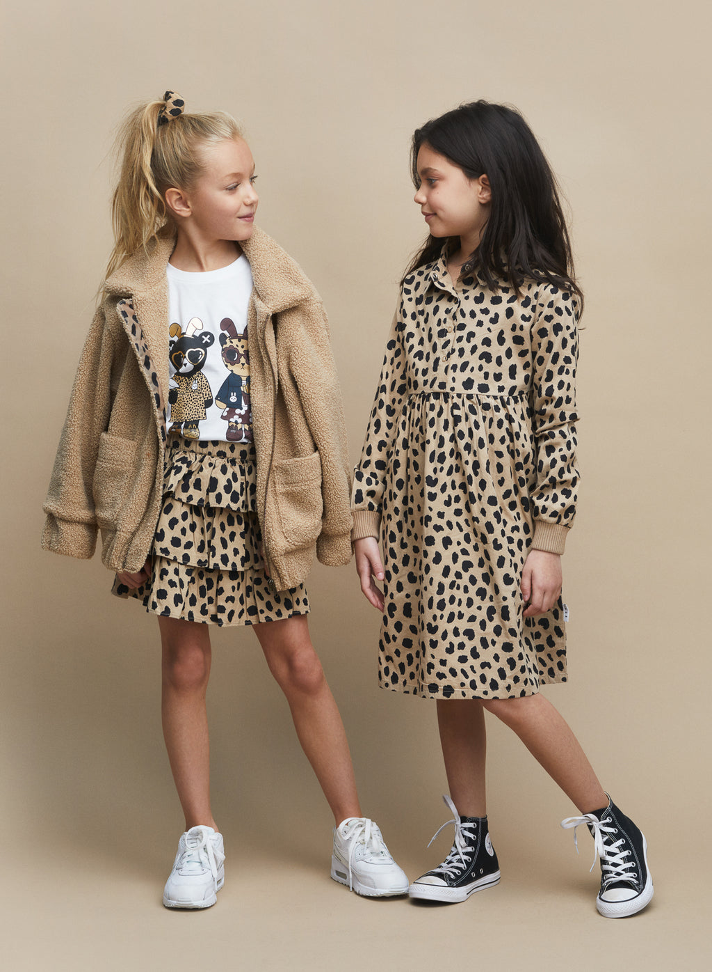 Huxbaby_Animal Spot Frill Skirt - The Child Hood