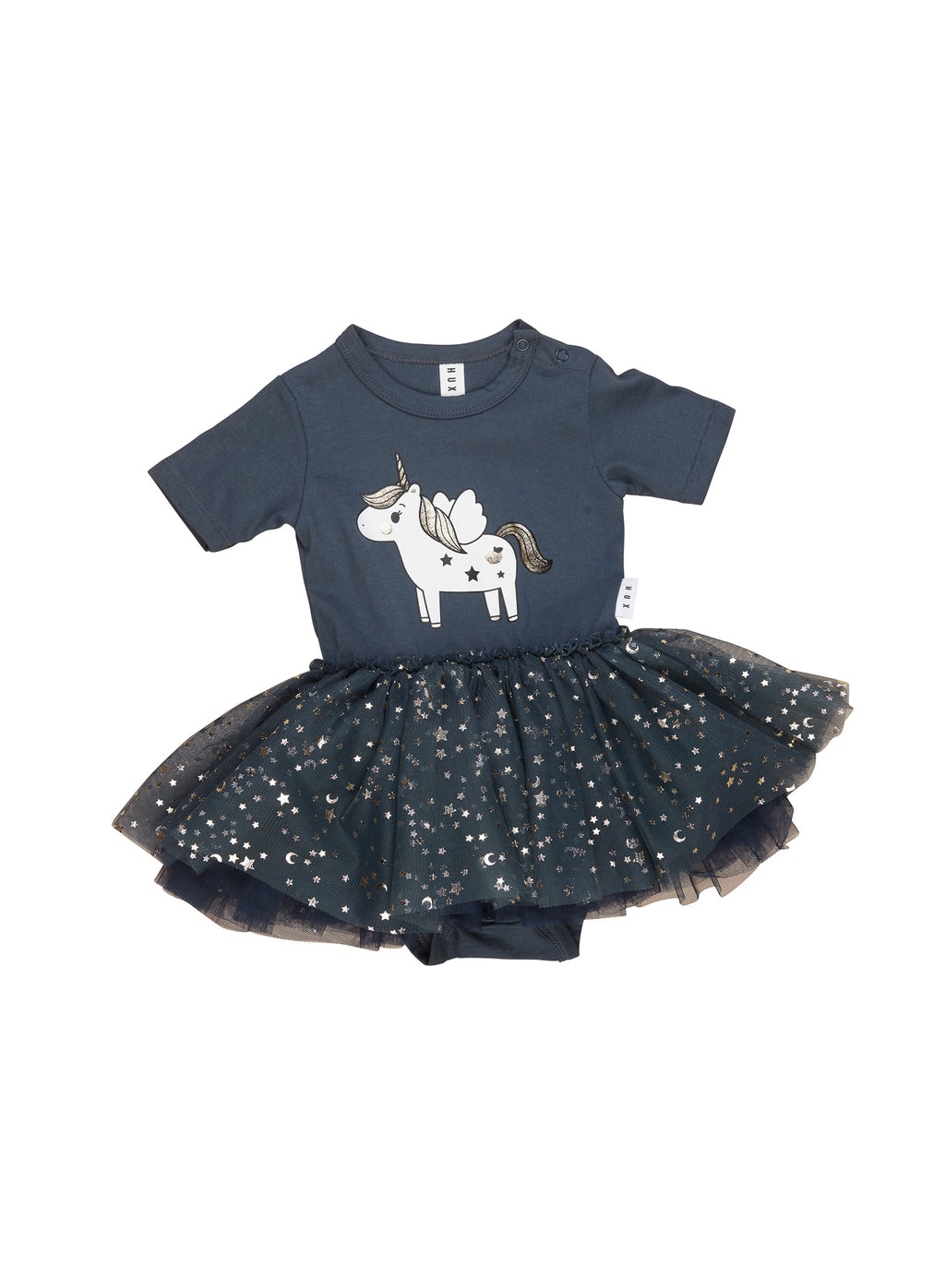 Huxbaby_Unicorn Ballet Onesie - The Child Hood