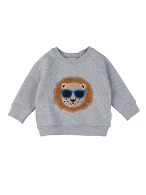 Cool Lion Sweatshirt