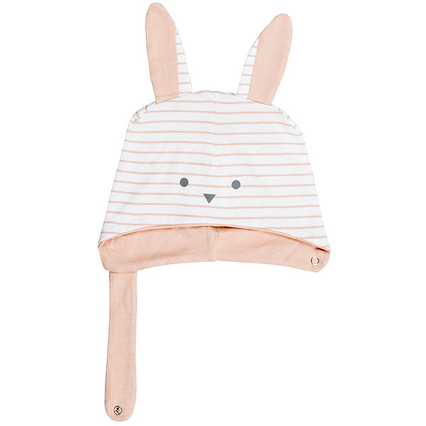 Huxbaby_Bunny Hat - Tea Rose - The Child Hood