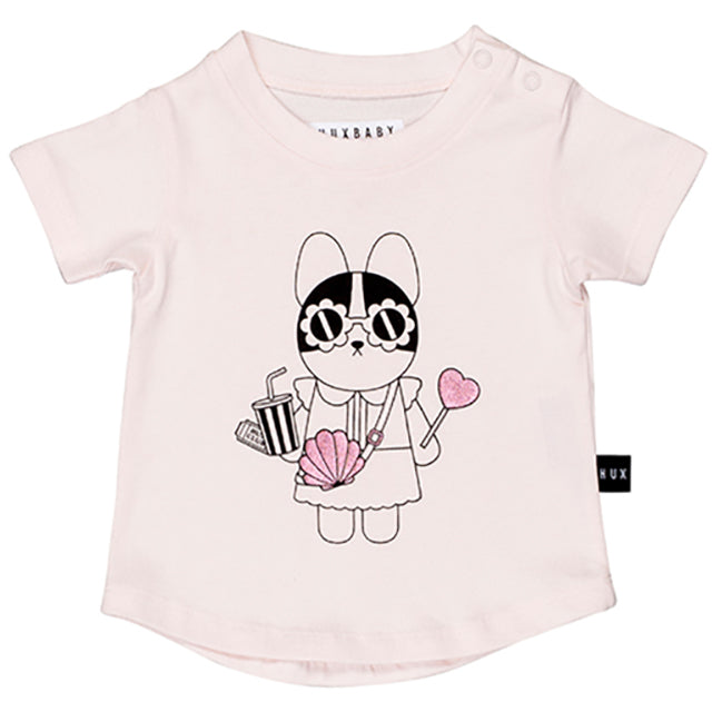 Huxbaby_Hey Frenchie T-Shirt - The Child Hood