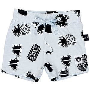 Huxbaby_Patches Sporty Shorts - The Child Hood