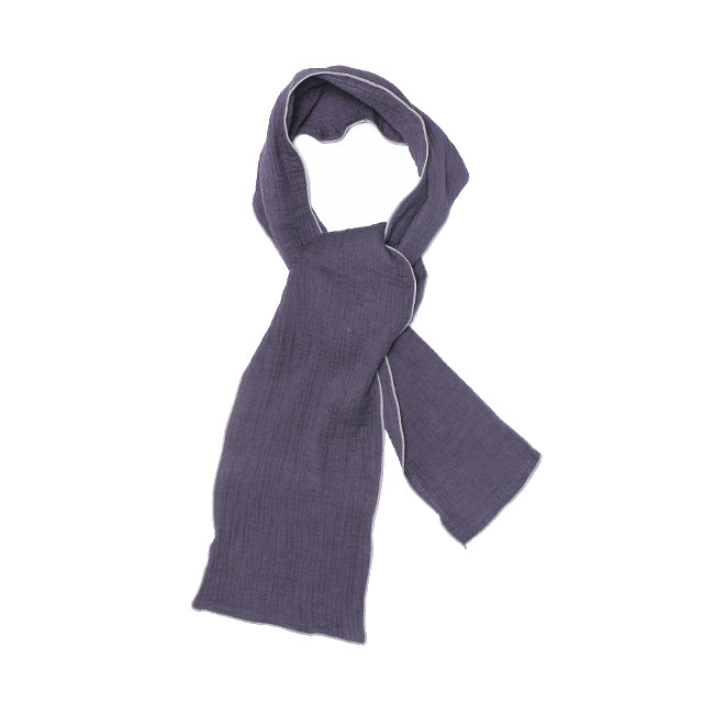 Hubble + Duke_Magnus Scarf in Charcoal - The Child Hood