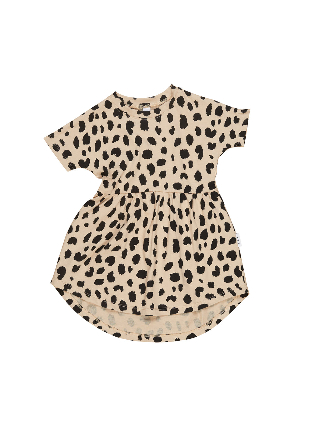 Huxbaby_Animal Spot Swirl Dress - The Child Hood