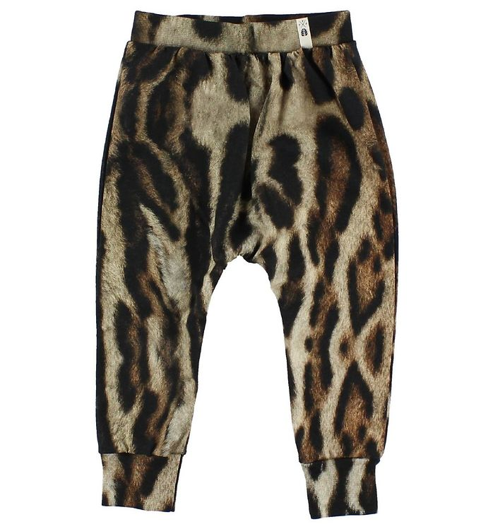 Popupshop_Baggy Leggings Leo All Over - The Child Hood