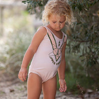 Bella & Lace_Sammy Leotard - Moondust - The Child Hood