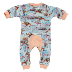 Kip & Co x May Gibbs Ocean Babes Baby Romper