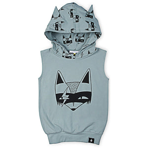 Super Fox Hooded Vest
