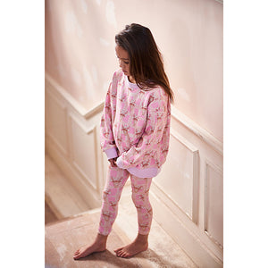 Kip & Co_May Gibbs x Kip & Co Pretty Lady Jersey Leggings - The Child Hood