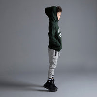 Minti_Furry Sports Trackies - Grey - The Child Hood