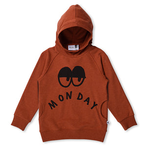 Minti_Monday/Friday Pocket Hood - The Child Hood