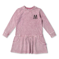Minti_Blasted Jumper Dress - Rose Wash - The Child Hood