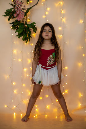 Nutcracker Dress - Claus Red