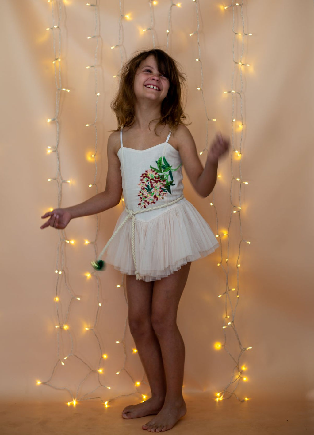 Nutcracker Dress - Sugarplum pink