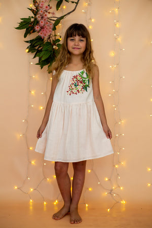 Noel Dress - Sugarplum Pink