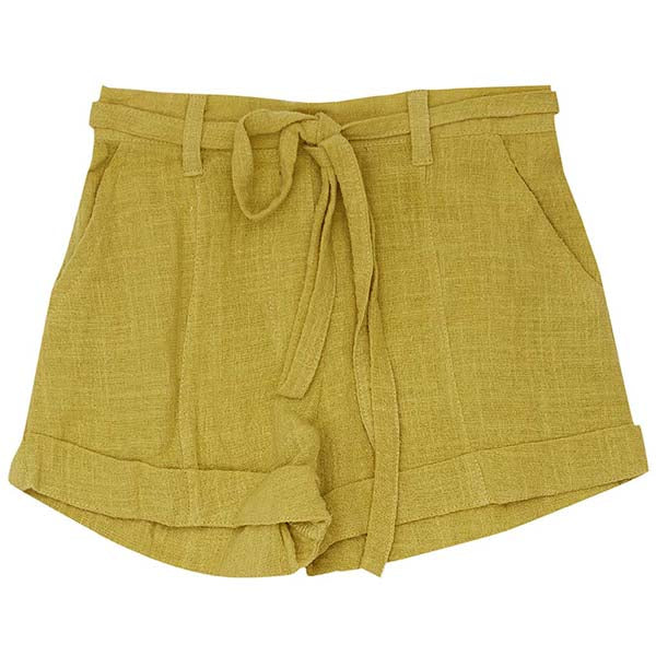 Bella & Lace_Peachy Shorts - Dandy - The Child Hood