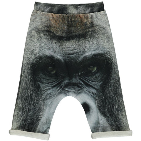 Popupshop_Baggy Shorts Gorilla - The Child Hood