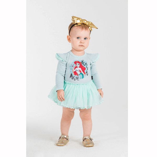 Rock Your Baby_Ariel Long Sleeve Baby Circus Dress - The Child Hood
