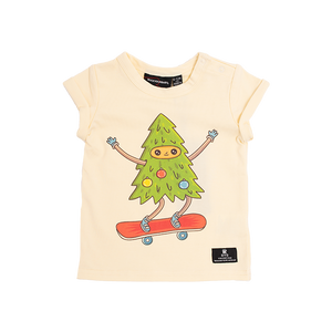 Rock Your Baby_Don't Hate Just Skate Baby SS T-Shirt - The Child Hood
