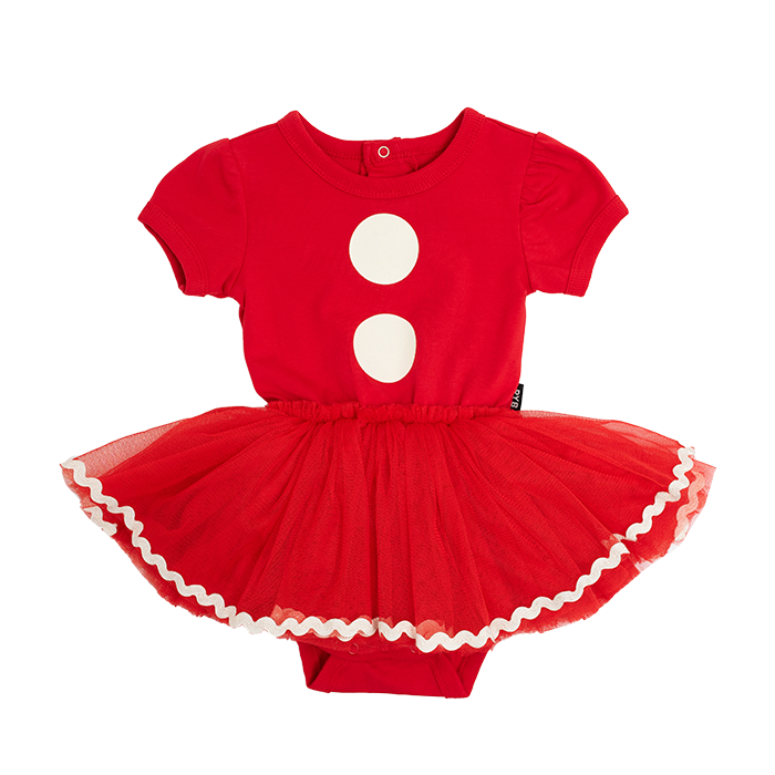 Rock Your Baby_Santa Baby- Baby Circus Dress - The Child Hood