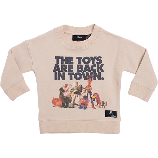 The Toys Are Back Baby Sweatshirt