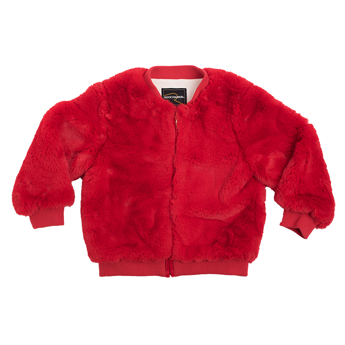 Rock Your Baby_Bomber Jacket - The Child Hood