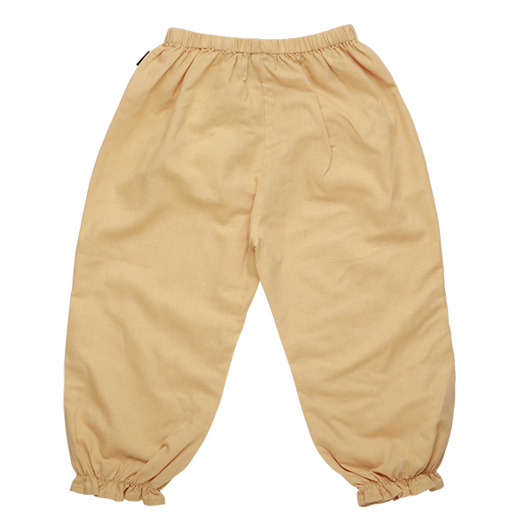 Rock Your Baby_Harem Pants - Mustard - The Child Hood