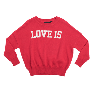 Rock Your Baby_Love Is Knit Pullover - The Child Hood