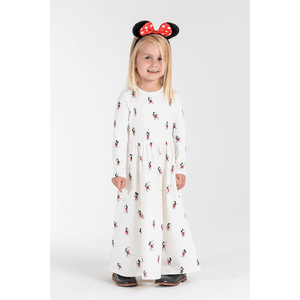 Rock Your Baby_Mickey Long Sleeve Maxi Dress - The Child Hood