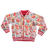 Rock Your Baby_My Funny Valentine Reversible Jacket - The Child Hood