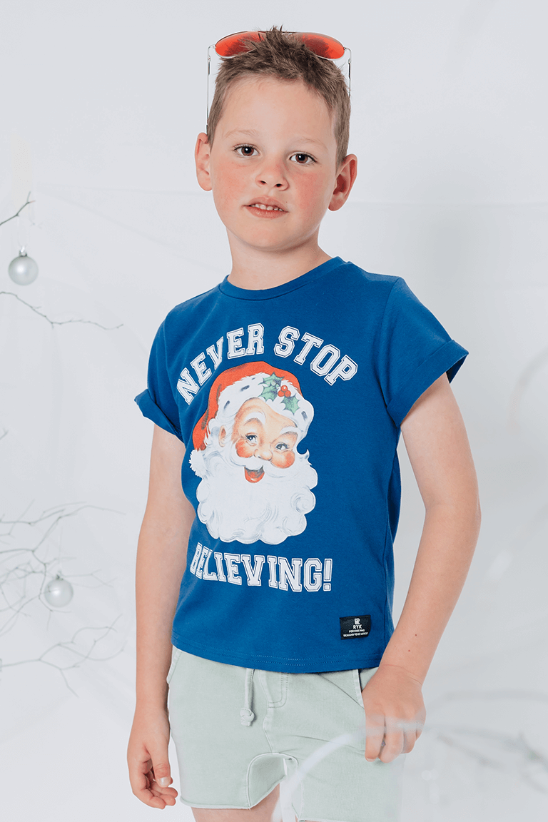 Never Stop Believing SS T-Shirt