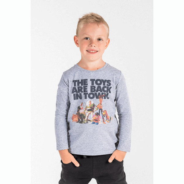 The Toys are back Long Sleeve T-Shirt