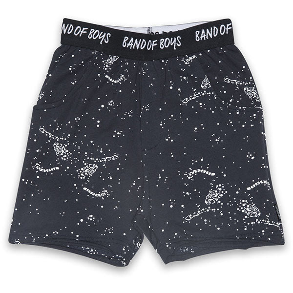 Band of Boys_Cheetah Splat Track Shorts - The Child Hood