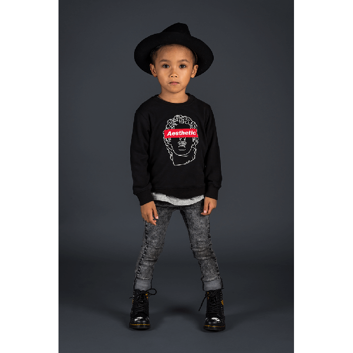 Rock Your Baby_Aesthetic Sweatshirt - The Child Hood